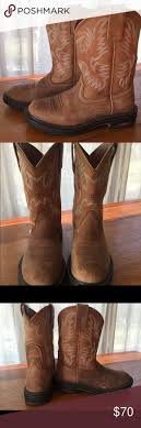 s country boots size 11 best 25 ariat work boots ideas on square toe boots