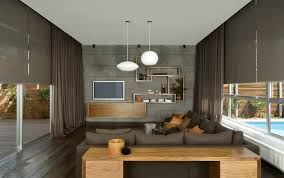 Curtain With Blinds Curtains And Blinds Interior Design Decorate The House With