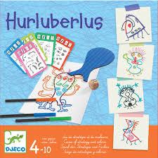 Drawing Games Drawing Game Djeco Hurluberlus Dj08468 Djeco Games Crafts4kids