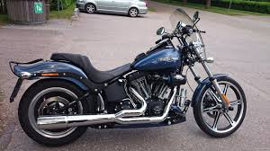 harley davidson softail fxstb night train 1 700 cm 2009