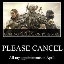 Elder Scrolls Online Meme - skyrim memes