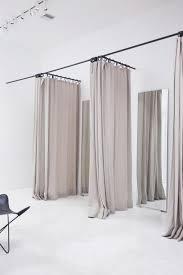 Fitting Room Curtains Inside Zimmerman Boutique Style De Vie Retail Restaurant