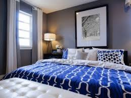 Home Decoration Bedroom by Interesting Bedroom Decor Blue Pretty Color With White Crown