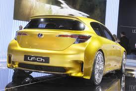 lexus hatchback 2009 lexus officially confirms world premier of lf a supercar for 2009