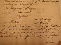 committees of correspondence american revolution history com