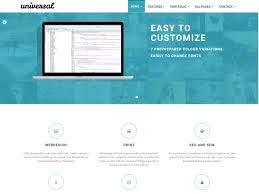 business u0026 ecommerce free bootstrap template