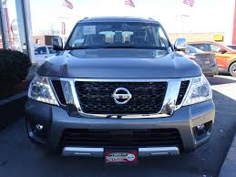 new 2017 nissan armada platinum chicago il western ave nissan