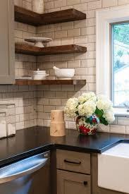 not just kitchen ideas open shelving kitchen design ideas decor around the