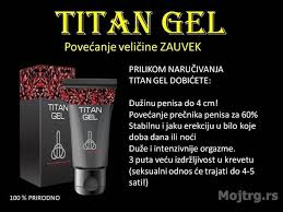 mojtrg rs oglas titan gel za muskarce prodaje se beograd sport i