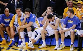 basketball player on bench golden state warriors how much value does their bench provide