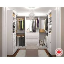 Designer Closets How To Design A Walk In U Shape Storage Closet Google Search
