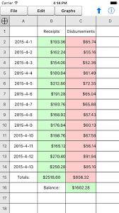 spread sheet free spreadsheet on the app store