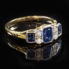 antique rings sapphire images Antique jewellery in edinburgh since 1959 goodwins antiques jpg