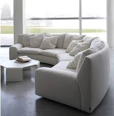 halbrundes sofa halbrundes sofa modulierbar modern stoff ben ben by cini