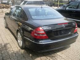 mercedes 2002 e320 2002 model mercedes e320 forsale autos nigeria