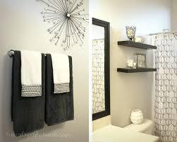 30 in towel bars bathroom towel decoration haammss hotel towel