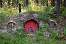 real hobbit shire discovered in montana with elf villages and a