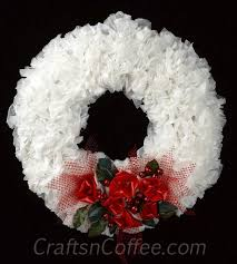 227 best recyclable wreaths images on pinterest wreaths diy and