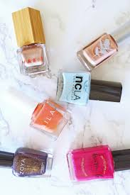 7 luxury 5 free and cruelty free nail polish brands vilda magazine