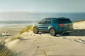 2017 ford explorer suv 1 suv for 25 years ford com it says