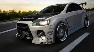 mitsubishi evo 2016 white mitsubishi lancer evo x car road tuning wallpapers hd desktop