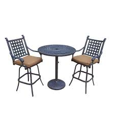 Aluminum Patio Chairs by Rosemont Aluminum Patio Furniture Collection Target