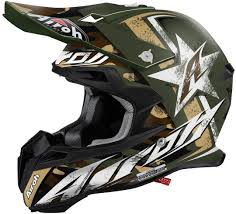 helmets motocross airoh terminator 2 1 ground motocross helmet buy cheap fc moto