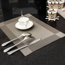 Table Place Mats Modern Design Dining Table Placemats Bold Ideas Online Get Cheap