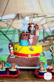 kara u0027s party ideas jake neverland pirates birthday party