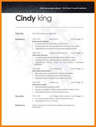 Free Resume Template Open Office by 11 Open Office Resume Templates Address Exle