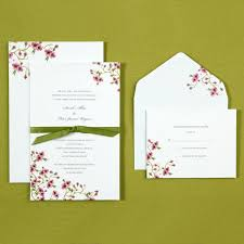 Cherry Blossom Wedding Invitations Brides Wedding Collection Invites U0026 Stationery Wedding Ideas