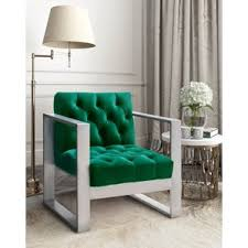 forest green velvet chair wayfair