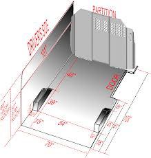 nissan work van interior nissan nv dimensions