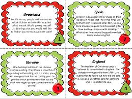 around the world creative thinking task cards