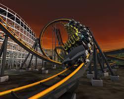 Where Is Six Flags America Six Flags America Adding B U0026m Stand Up Coaster In 2012 Amusement