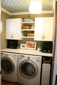 home design exciting small laundry room ideas with stacked