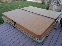 walk on spa cover tub cover spa cover tub cover lifters