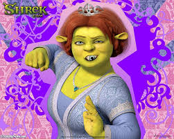 shrek fiona eye mouth pictures