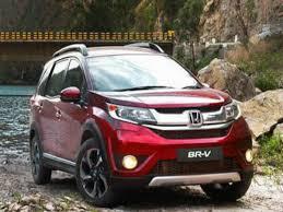 honda cars models in india honda launches br v compact suv at rs 8 75 lakh times of india