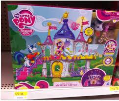 mlp wedding castle beadandelion walmart furreal friends and my pony