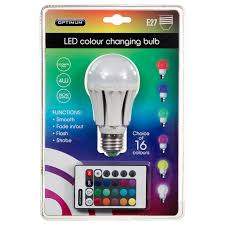 color changing light bulb with remote optimum led colour changing light bulb e27 diy bulbs lighting