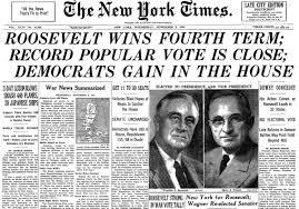 1944 president new york times otd on twitter