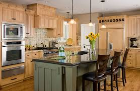 How To Clean Maple Kitchen Cabinets Popular Maple Kitchen Cabinets Home Design Ideas Best Way To