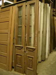 Wooden Exterior French Doors by Antique Doors And Furniture The Bank Architectural Antiques
