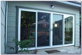 Gentek Patio Doors Sliding Glass Panel Doors Handballtunisie Org