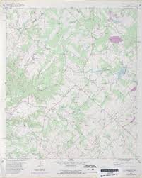 Powerball Map Texas Topographic Maps Perry Castañeda Map Collection Ut