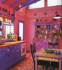 Purple Kitchen Design Purple Cabinets In A Tiny Glam Kitchen All Things Purple