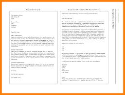 8 letter sending format g unitrecors