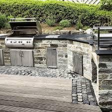 outdoor küche alles an seinem platz outdoorküche küche kochen outdoor