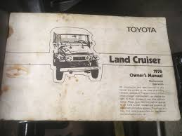 for sale 76 fj40 owners manual pa usa ih8mud forum
